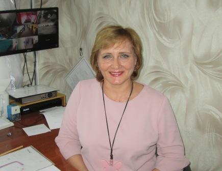 Лена Усова